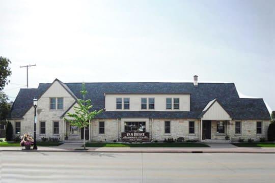 Chiropractic De Pere WI Van Drisse Chiropractic Center Office