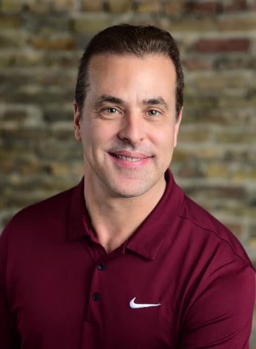 Chiropractor De Pere WI David Van Drisse